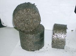 steel-chips-briquettes